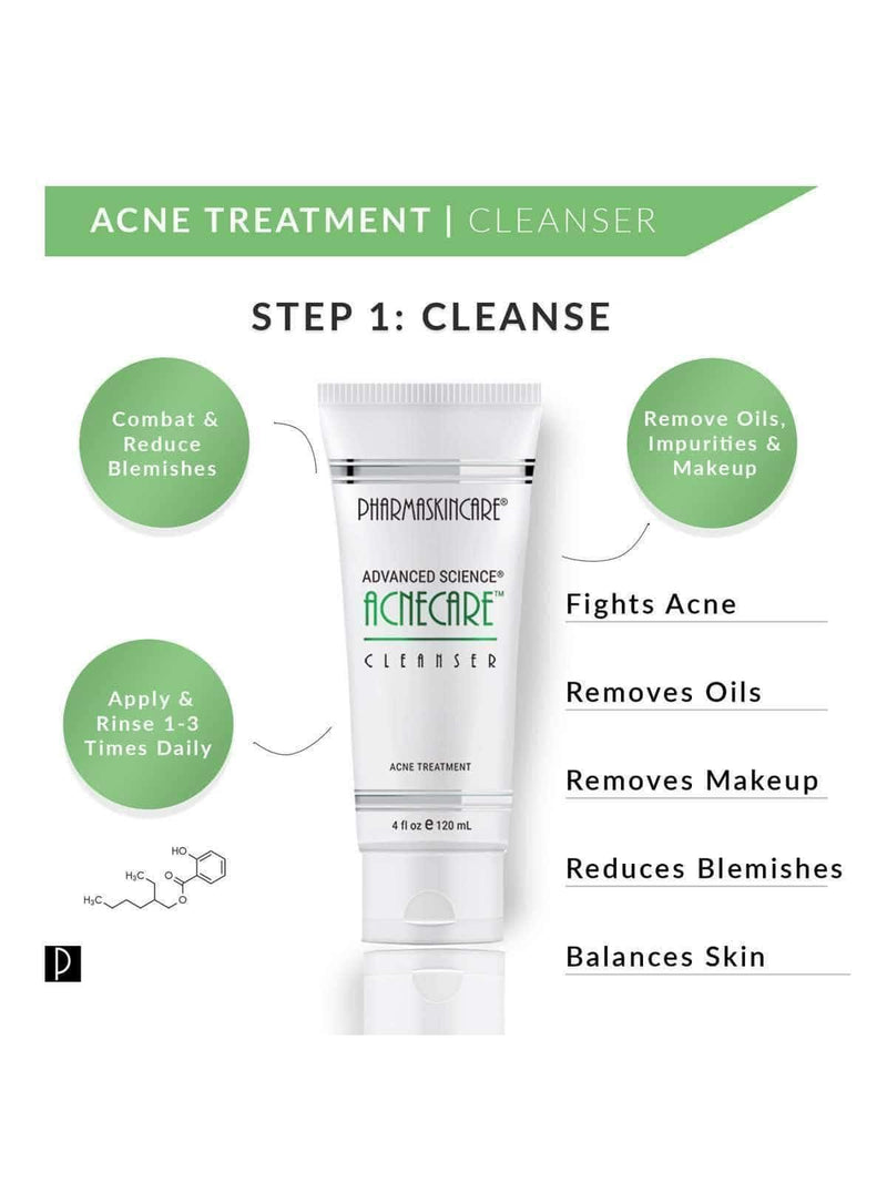 Acnecare Cleanser - Pharmaskincare