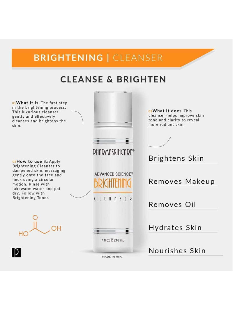 Brightening Cleanser - Pharmaskincare