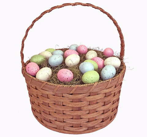 Ten easter must haves usa made amish baskets you must have easter baskets most of the easter baskets you see in the store are cheap imports why not get a good basket and start a tradition of using it negle Choice Image