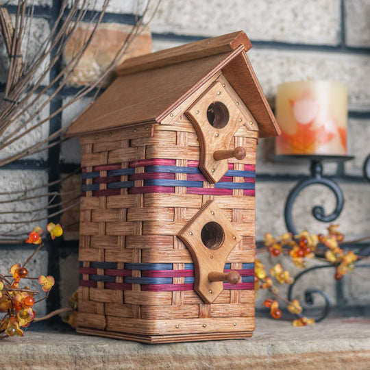 Two Story Bird House