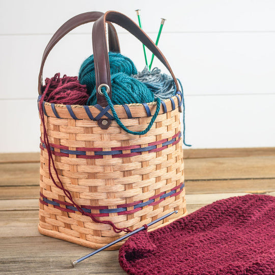 Crochet & Knitting Travel Tote Bag