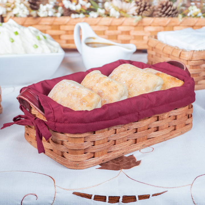 Bread & Dinner Roll Basket