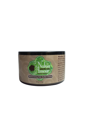 Nakia Amour® Moisturizing Hair Butter Creme
