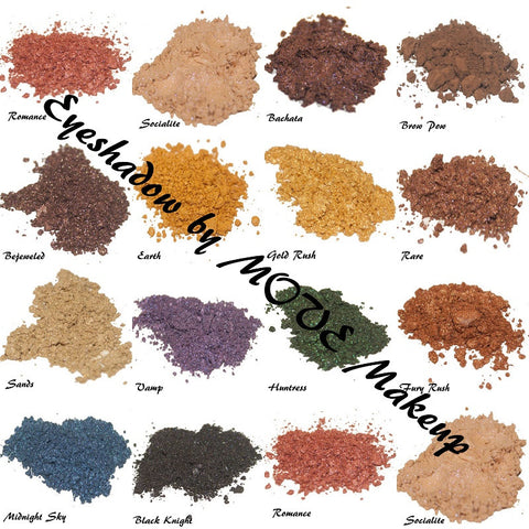 Stay All Day Eyeshadow by MOVE Makeup