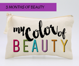 B.E.O. Beauty Bag - 3 Months