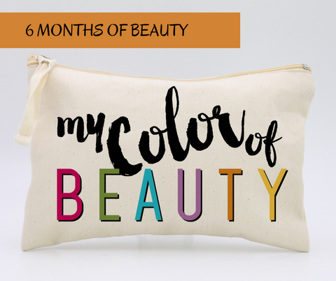 B.E.O. Beauty Bag - 6 Months