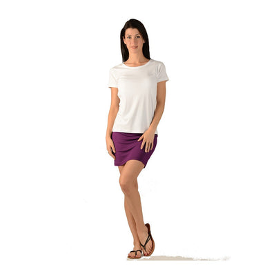 Bamboo Mini Skirt - Naturally Canada