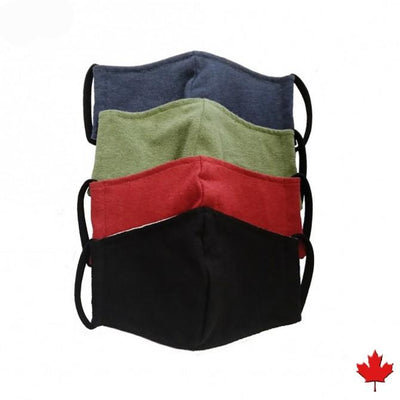 Hemp Comfort Face Masks - Naturally Canada