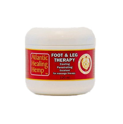 Hemp Foot & Leg Therapy - 120ml - Naturally Canada