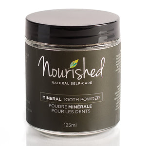 Mineral Tooth Powder- 125 ml