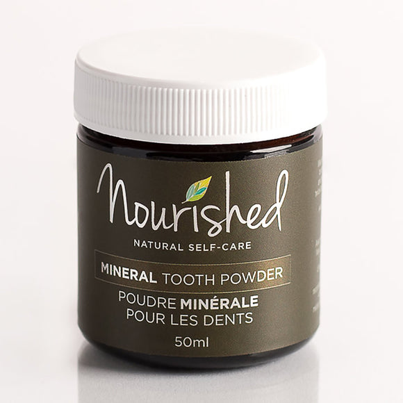 Mineral Tooth Powder- 50ml