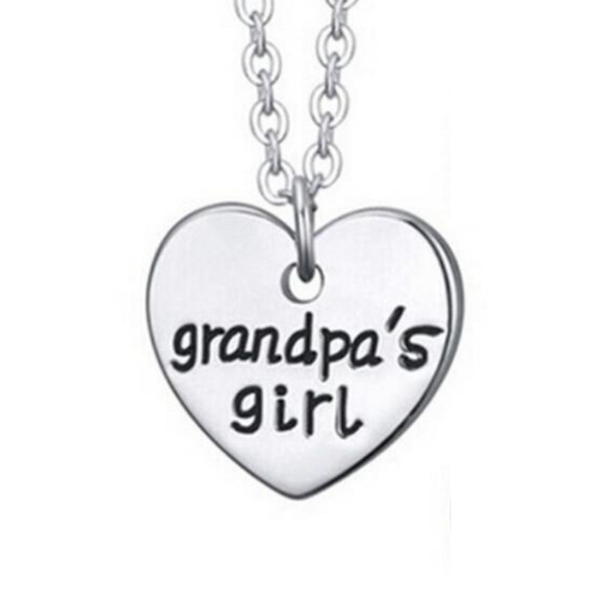 Grandpa's Girl Necklace (FREE SHIPPING!)