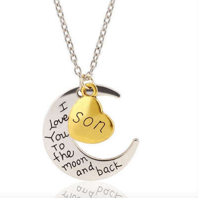 I Love you to the Moon and Back (Family Collection)