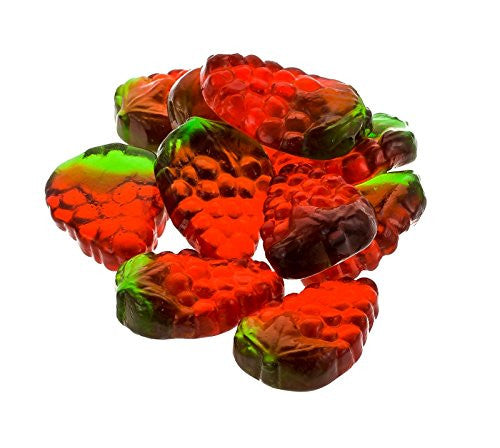Strawberries Gummy Candy Bulk 5lb Bag