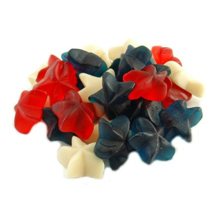 Red White Blue Stars Candy Bulk 5lb Bag
