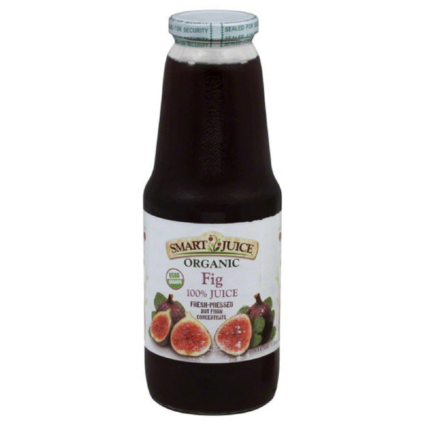 Smart Juice FIG 100% Organic Juice (6 Pack)