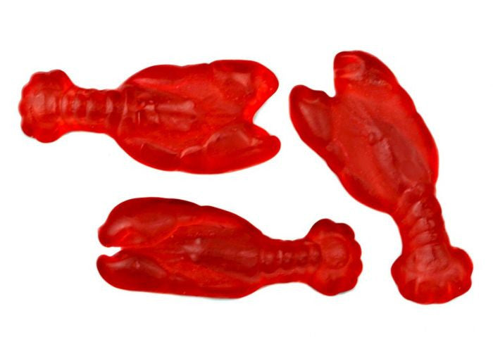 Lobster Gummies Bulk 5lb Bag