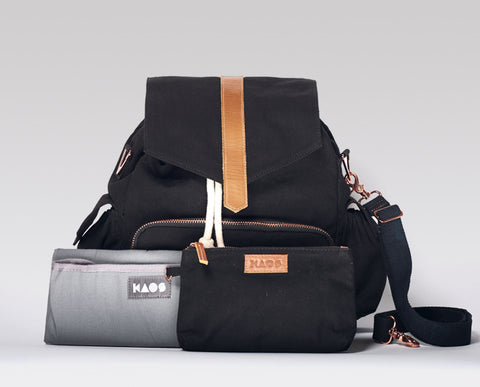 KAOS Ransel stelleveske features