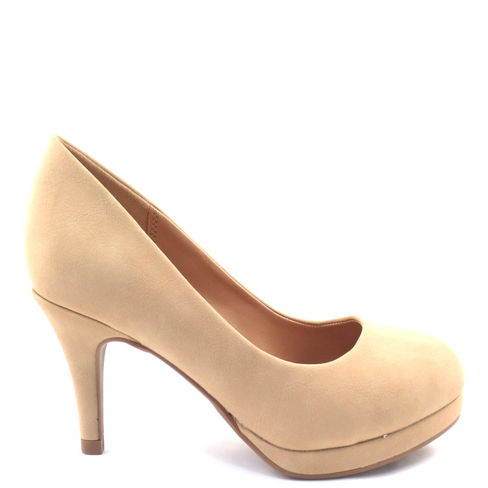 Women's City Classified Classic Rounded Toe Platform Heel - Andi