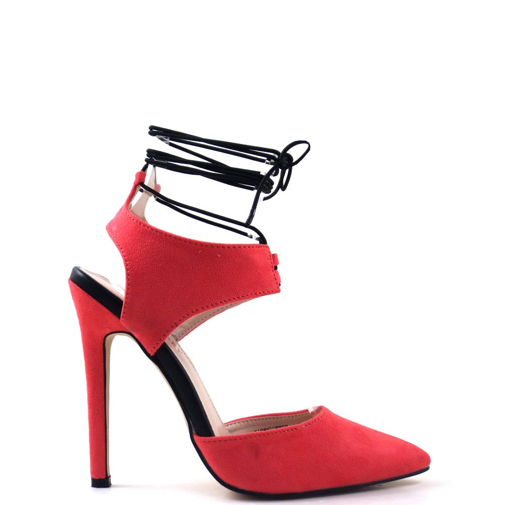 Women's Perla-01 Red Cherry