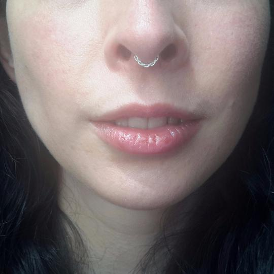 Celtic Warrior Septum Ring - Cat's Curiosity Shop