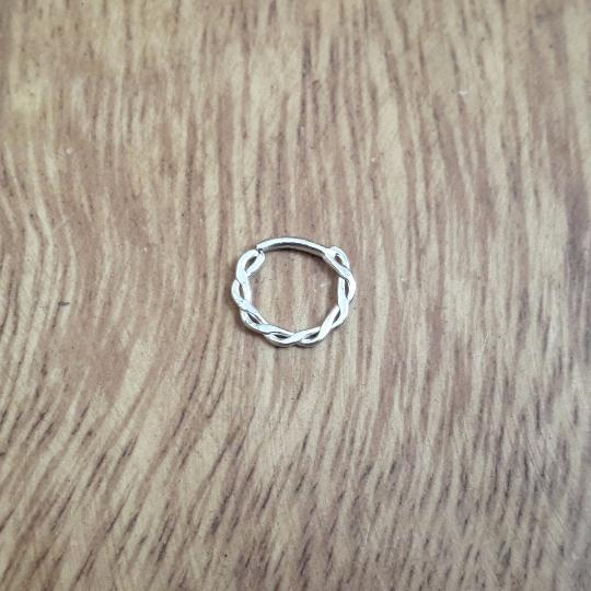 Viking Warrior Septum Ring - Cat's Curiosity Shop