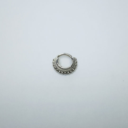 Stacked Septum Ring - Cat's Curiosity Shop
