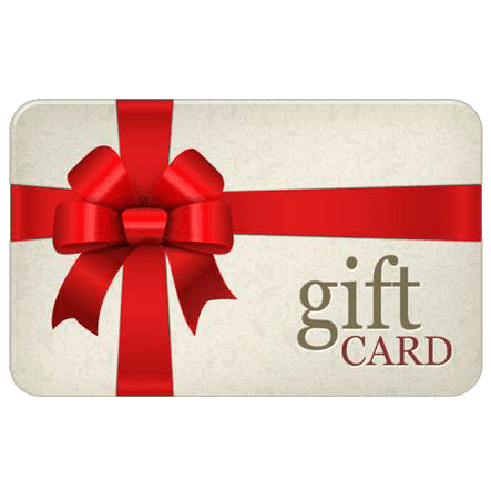 Gift Card - 2 Pairs of Shorts