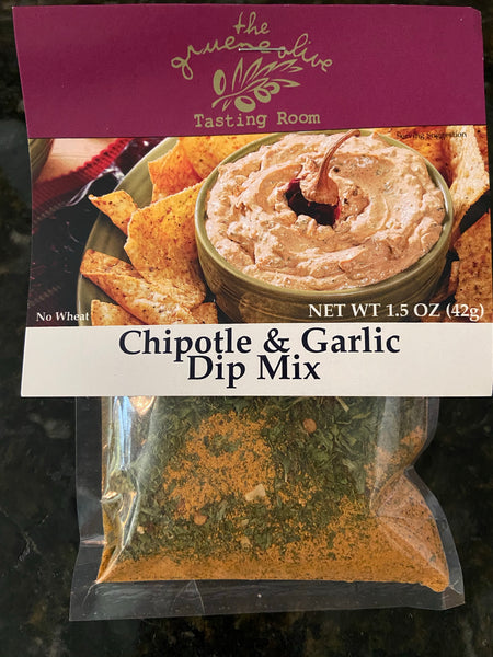 Chipotle & Garlic Dip
