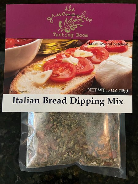 Italian Bread Dipping