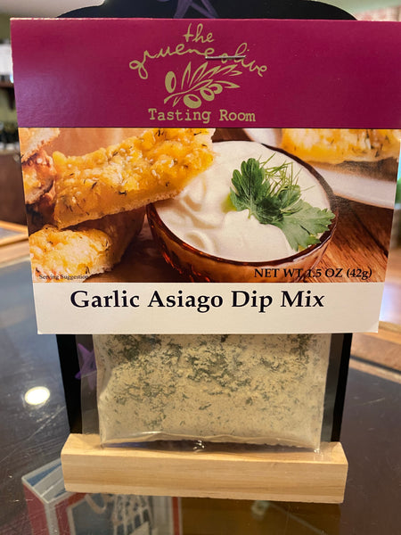 Garlic Asiago