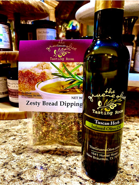 Tuscan Herb & Zesty Bread Dipper