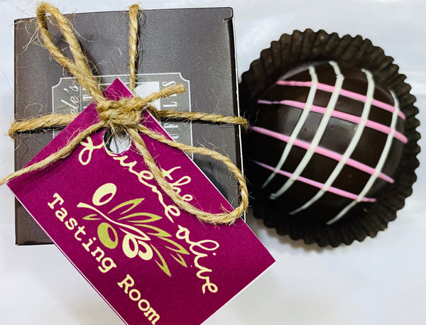 Cherries Jubilee Truffle