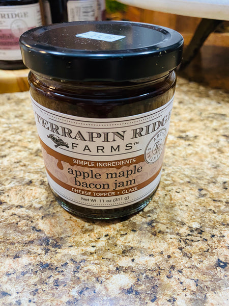 Maple Apple Bacon Jam