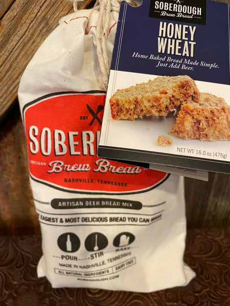Soberdough Bread Honey Wheat