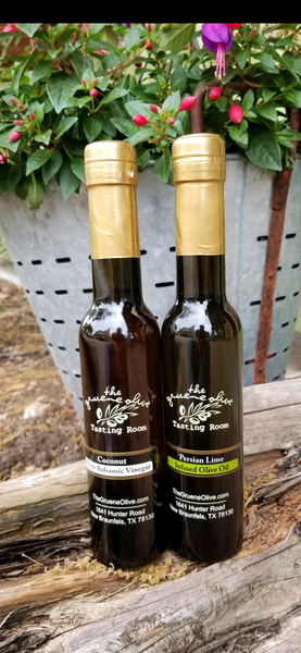 Weekly Special: Lime Olive Oil & Coconut Balsamic