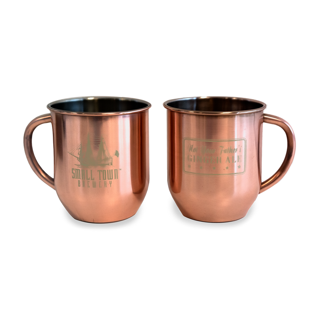 NOT YOUR FATHER'S COPPER MUGS