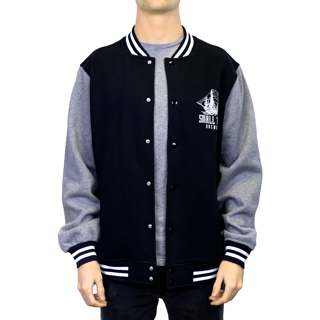 NOT YOUR FATHER'S LETTERMAN JACKET