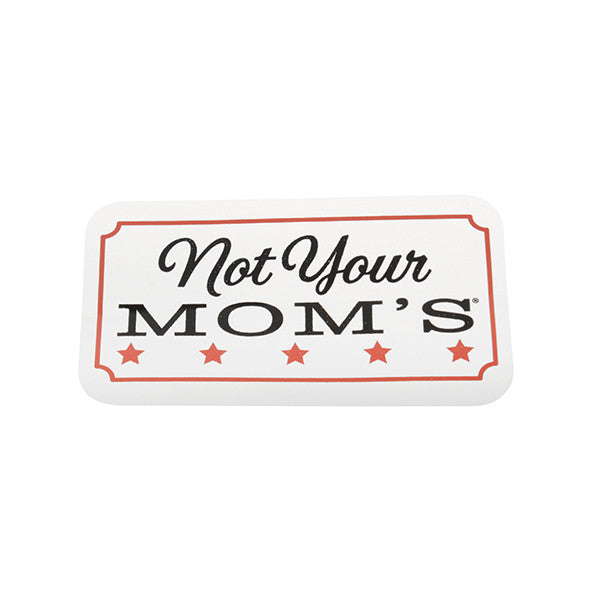 Not Your Mom's Apple Pie Sticker
