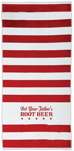 NOT YOUR FATHER'S BEACH TOWEL