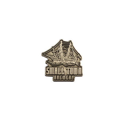 SMALL TOWN BREWERY LAPEL PIN