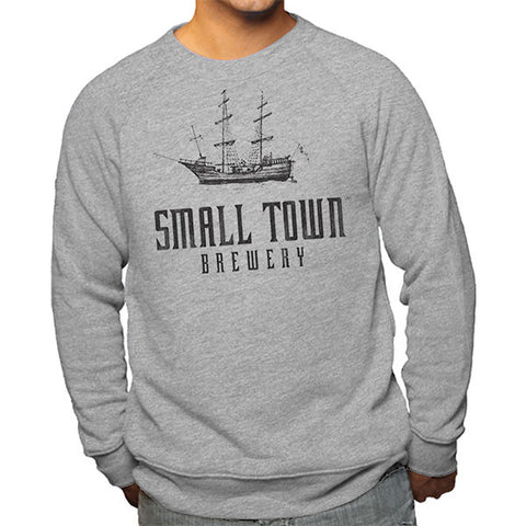 SMALL TOWN BREWERY CREW SWEATSHIRT