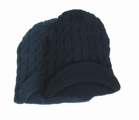 Knit Hat - Tuki