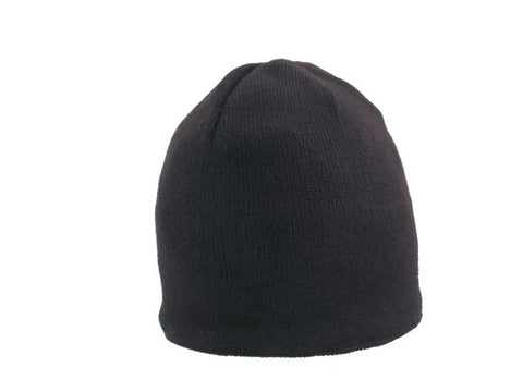 Knit Fleece Hat - Fool Beanie