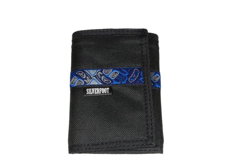 Wallet - Trifold Dual Zipper