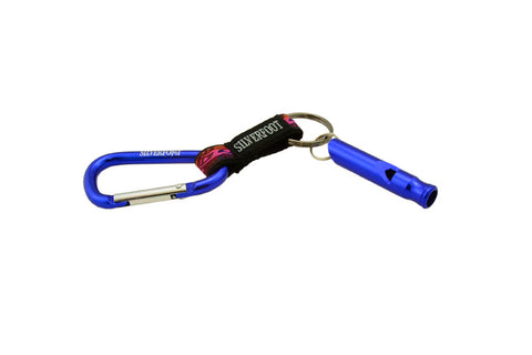Whistle - Mini Carabiner