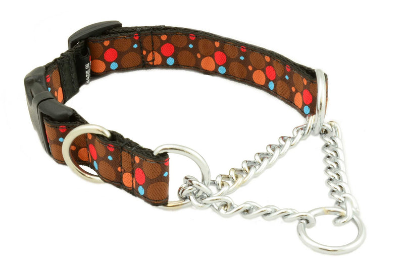 "Martingale Training Collar Quick Release Small 3/4"" Width"