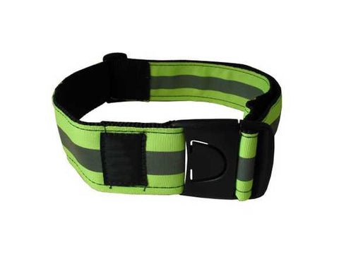 safety, reflective, highvis, walker, adjustable, neon, reflective material, reflective gear, High Visibility for Running, Jogging, Walking, Cycling Fits over harness, collars, High Visibility Adjustable Elastic Reflective Safety Belt for Night Running Jogging Biking Walking Cycling Riding.