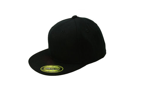 Ball Cap - Flex Fit Flat Brim
