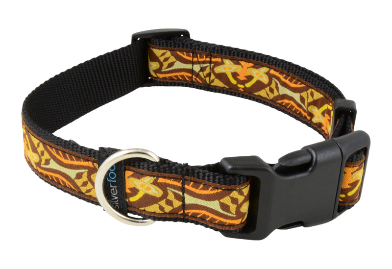 Dog Clip Collar - Elusive Elk Brown